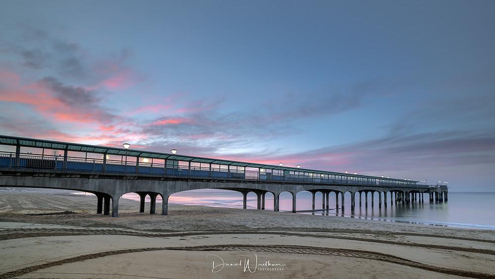 Boscombe Pier Sunrise