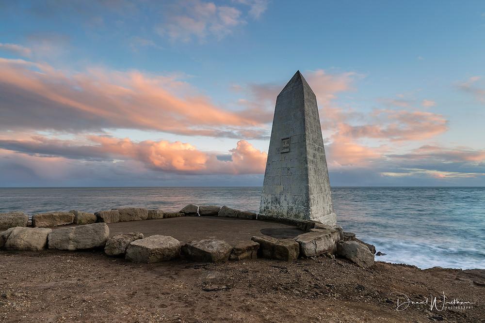 T.H. Obelisk, Trinity House Obelisk, Portland, Dorset, Landscape Photography, Daniel Wretham