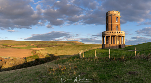 Clavell Tower (Panorama)