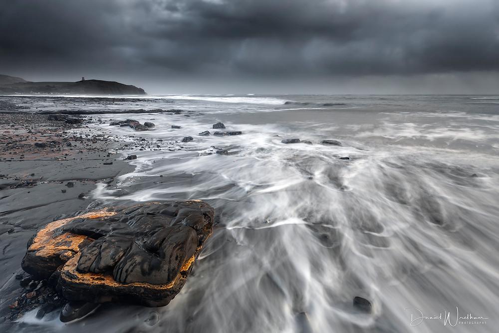 Kimmeridge Bay, Storm, Seascape, Dorset Landscape Photography