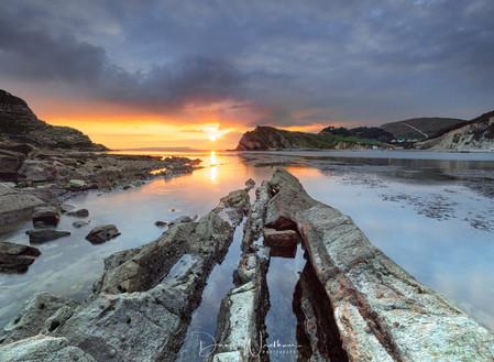 Dorset Landscape Photography Locations, Lulworth Cove