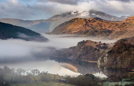 Mist Over Llyn Gwynant