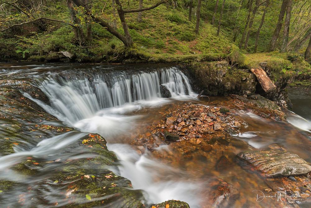 Sgwd Y Bedol, Amazing Waterfall, Waterfalls of Wales