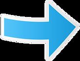 Blue_Arrow_Rigt_Transparent_PNG_Clip_Art