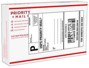 USPS Box - GB-4000 Accessory Kit