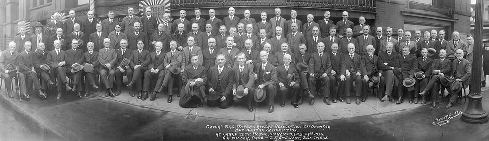 Mutual Fire Underwriters Association 1925