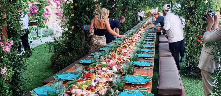 Top 5 Styling Tips For an Epic Grazing Table