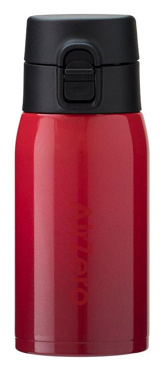 真空断熱ステンレスマグボトル(エアゼロ)350ml グラデレッド