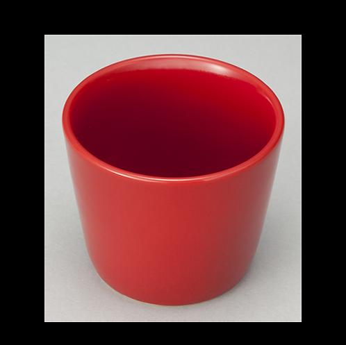 ARITA フリーカップ 2個セット レッド 【日本製(有田焼)】