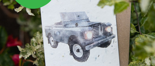 vintage land rover series 2a owner