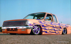 Flamed Out Mazda
