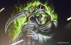 Toxic Grim Reaper