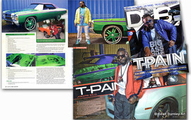 TPains Joker Impala Magazine Feature