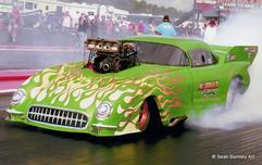 McDonald Racing Dragster
