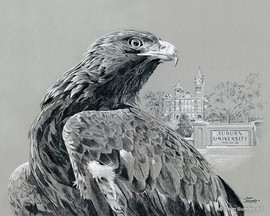 Aubrun Eagle artwork