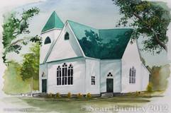 Historic Hampton Georgia Church