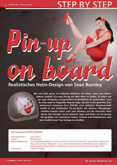 Pin-Up How To Article