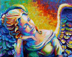 Vibrant Angel
