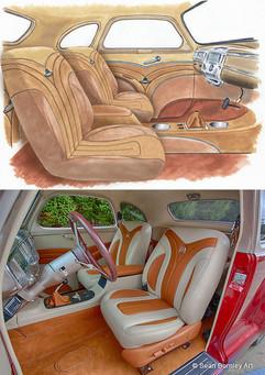 Plymouth Concept Interior
