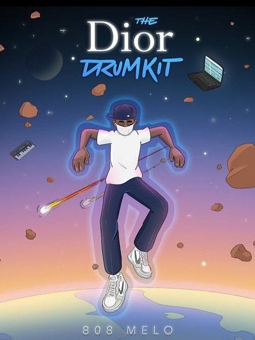 808 Melo The Dior Drumkit & Axl Drumkit