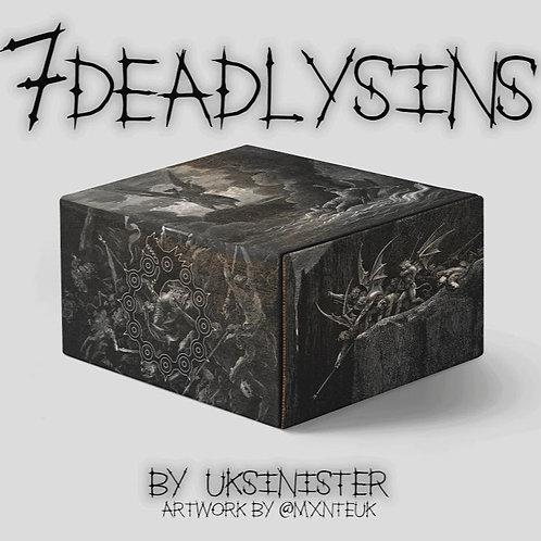 UK Sinister - 7 Deadly Sins