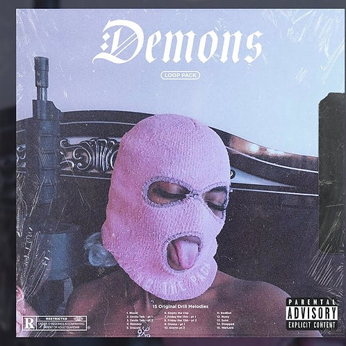 Demons - Loop Pack (UK NYC Drill Loops)