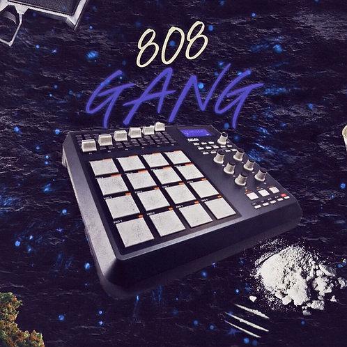 808 Genius Pack V2 (808 Gang)