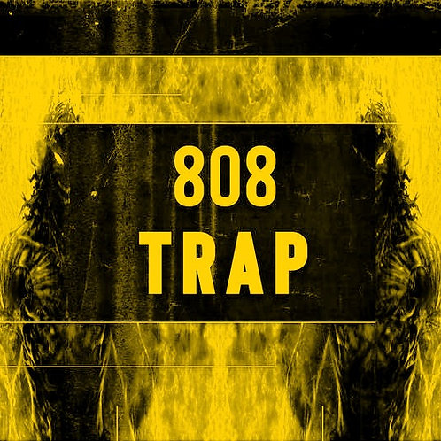 808 Trap Drumkit