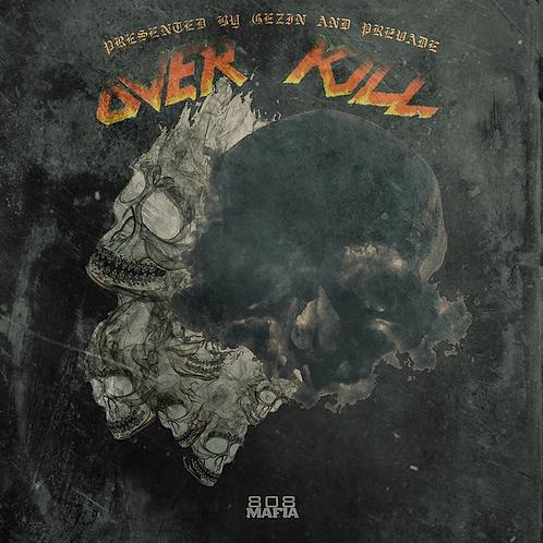 Gezin of 808 Mafia - Over Kill (Drum Kit)