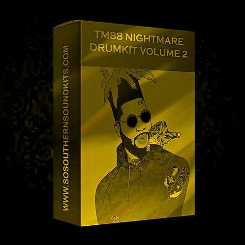 TM88 NIGHTMARE DRUM KIT VOLUME 2