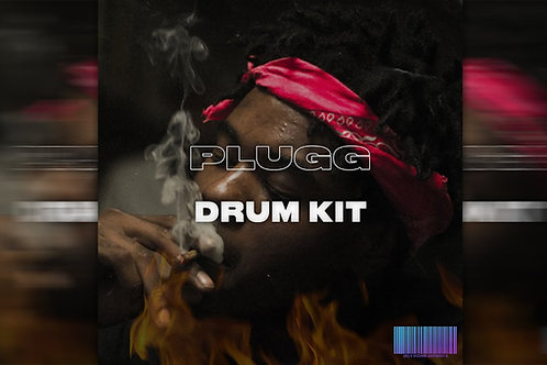 Mexikodro x Stoopidxool [Plugg Drum Kit]