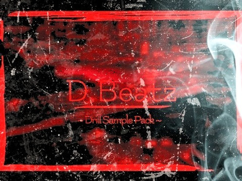 DBeatz - Drill Sample Pack