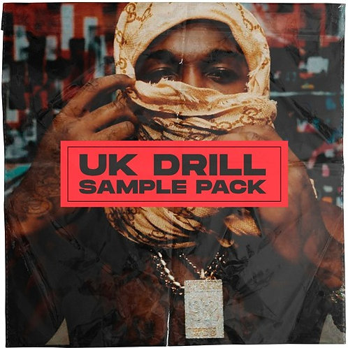 UK Drill - Sample Pack
