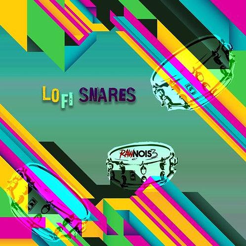 Lofi Snares -Drum Kit
