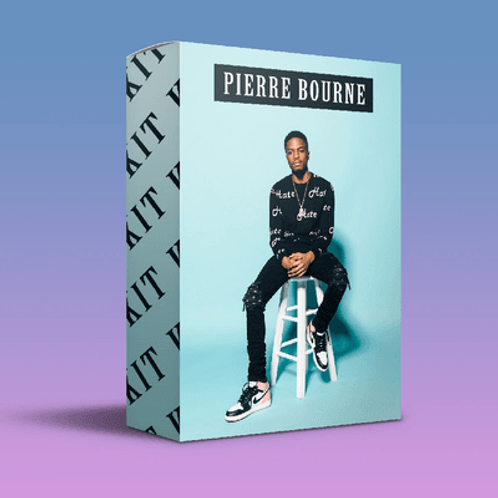 Pierre Bourne Drumkit