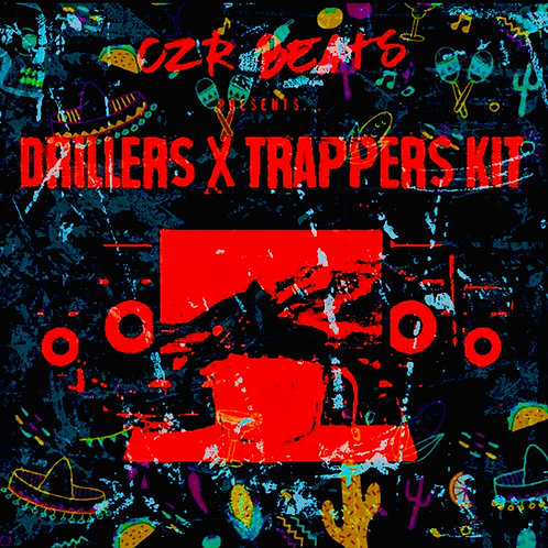 @CZRBeats - Drillers X Trappers Kit