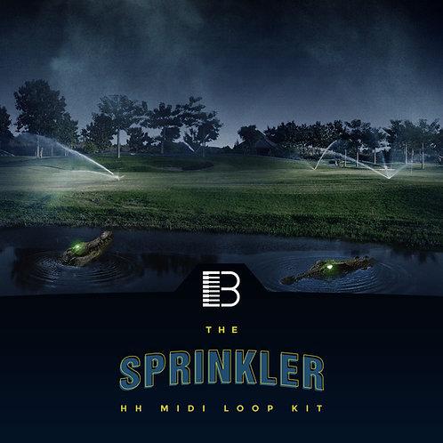 Brandon Chapa - Sprinkler Hi Hat Midi Loop Kit