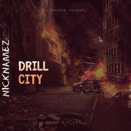 Nick Namez - Drill City