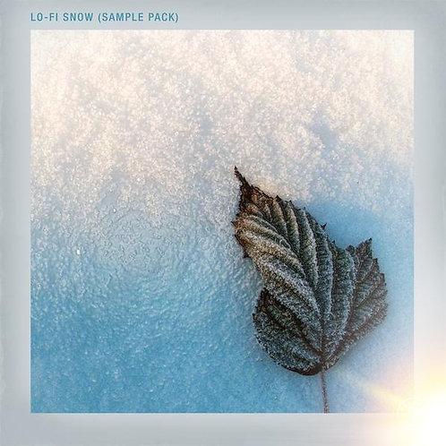 Puru LoFi Christmas Snow - Sample Pack