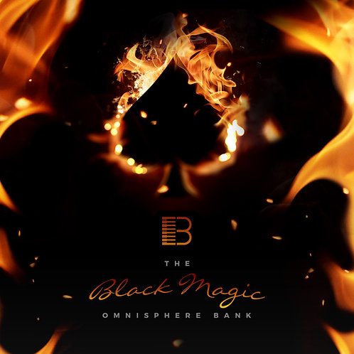 Brandon Chapa - Black Magic (Omnisphere Bank)