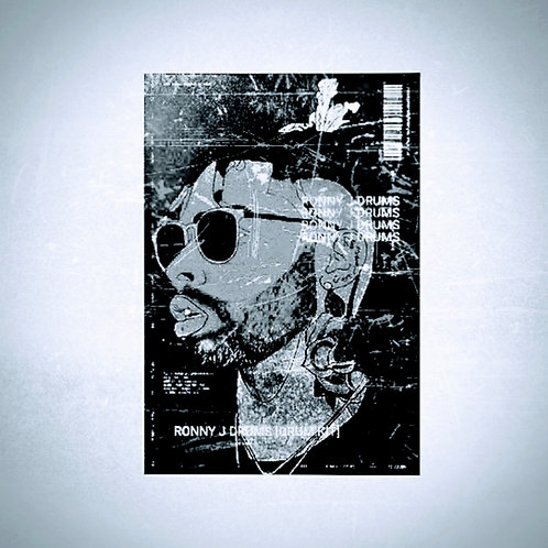 Ronny J - Drums Drum kit
