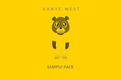 Kanye West - YeezusSamplePack