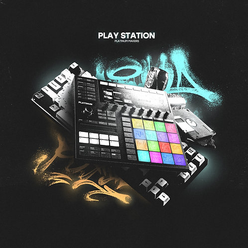 Platinum Makers - Play Station (Drum Kit)