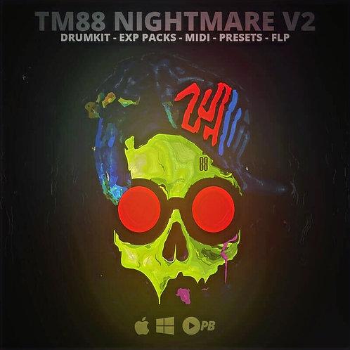 TM88 - Nightmare V2 Drumkit