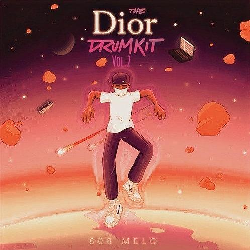 808 Melo The Dior Drumkit & Axl Drumkit Vol.2 (Ultimate 808Melo & Axl Beats)