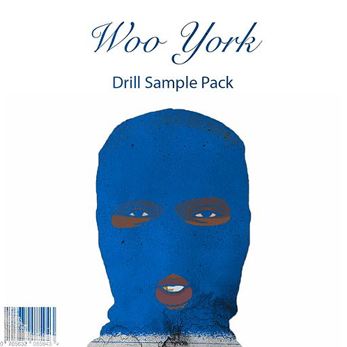 Woo York - Drill Sample Pack (Vocal one shots)