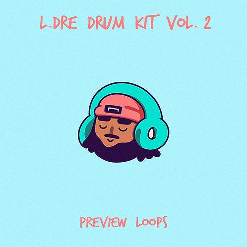 L.Dre - Drum Kit Vol. 2