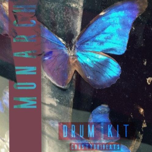 @crustyboibeats - Monarch Vol. 1 Drum Kit
