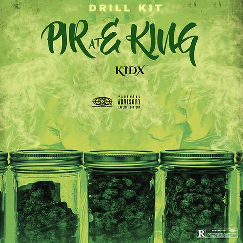 Kidx - Pirate King (Drill Kit)