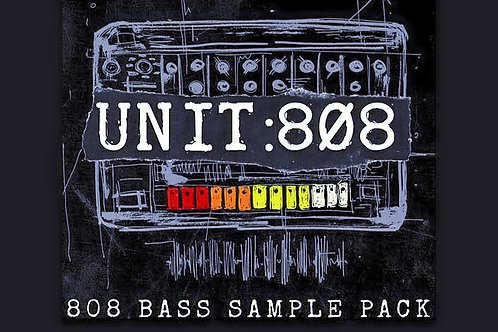 808 genius pack (Unit :808)